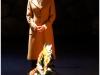 "The Begum Laying wreath at ""Yad Vashem"" Holocaust Memorial"